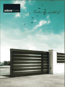 Gates catalogue cover